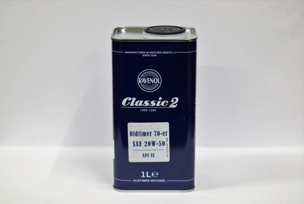 RAVENOL Classic Oldtimer Motorenöl 1l
