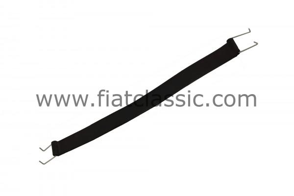 Cinghie in gomma per schienale Fiat 500 (non R)