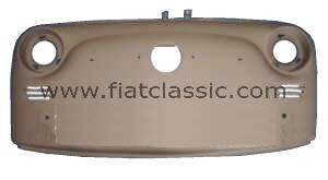 Plaque frontale Fiat 500 N
