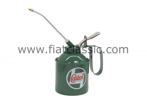 Castrol Classic oil can - 500ml