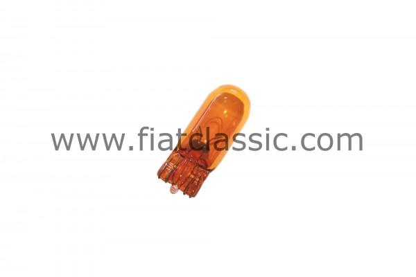 Ampoule pour petit clignotant base verre Fiat 126 - Fiat 500 - Fiat 600