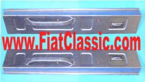 Inner skirts Multipla right/left Fiat 600 Multipla