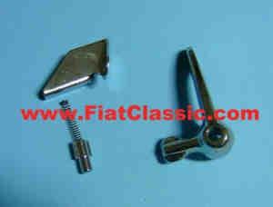 Kit di riparazione per l'apertura finestra destra Fiat 126