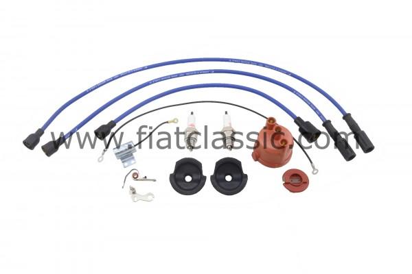 Ontstekingsset klein Fiat 500 N / D / F / L