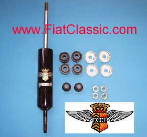 KONI rear shock absorber Fiat 126 (1st and 2nd series)