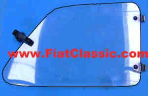 Fenêtre arrière à charnières d'occasion Fiat 126