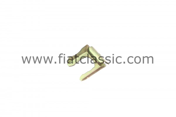Sheet metal safety device for brake lines Fiat 126 - Fiat 500 - Fiat 600
