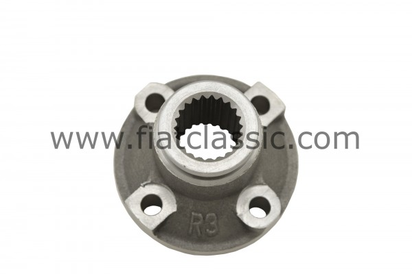 Axle flange/push fit 24mm for drive shaft Fiat 500 - Fiat 126 - Fiat 600