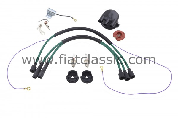 Zündungssatz mittel Fiat 500 Giardiniera