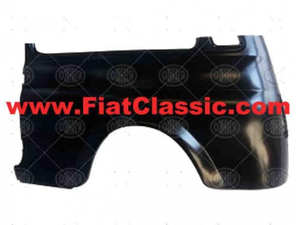 Cà´té gauche Fiat 500 Giardiniera