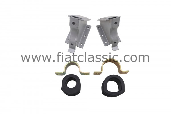 Rack and pinion steering bracket Fiat 126 - Fiat 500 - Fiat 600