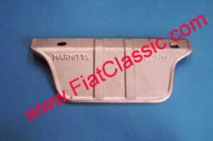 Uitlaatbeveiliging ABARTH Aluminium Fiat 500