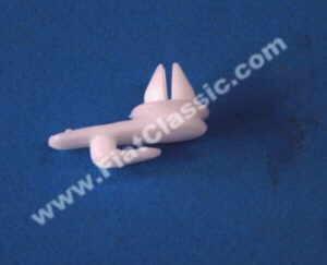 Plastic clamp for door panel Fiat 500 F/L/R