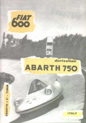 ABARTH & derivation Fiat 600