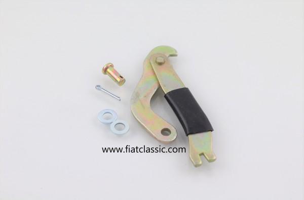 Montagesatz Handbremszug links Fiat 126 (2. Serie) - Fiat 600