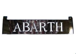 Overkappingsdisplay ABARTH Fiat 500