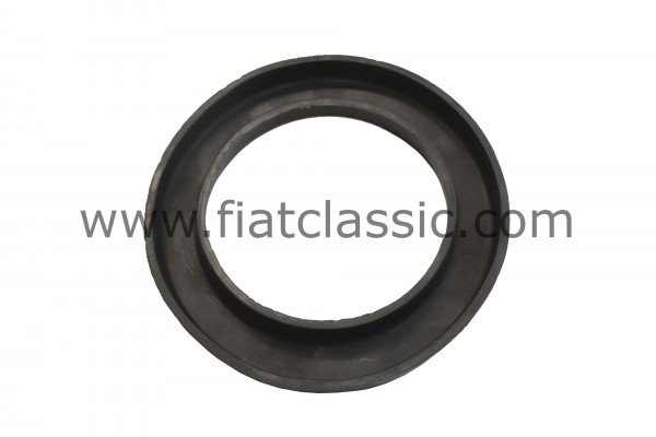 Rubber for coil spring seat Fiat 600