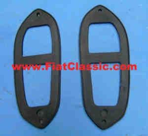 Gummiunterlage Schlusslicht rechts/links Fiat 600, Multipla