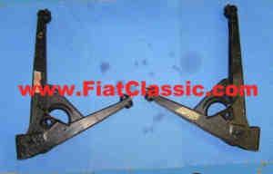 rear wheel swingarms (pair) used -> IV. 1979 Fiat 600