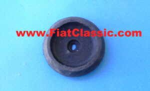 Rubber bushing cable harness rear Fiat 600