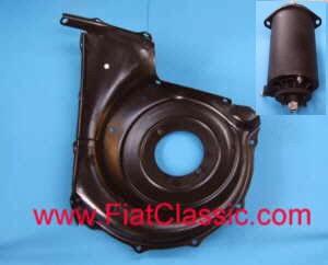 Ventilatorkast (gelijkstroomgenerator) Fiat 500