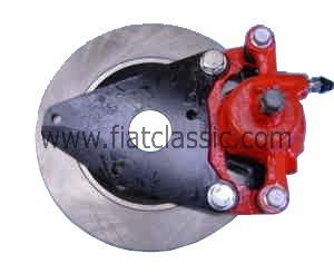 Système de freins à disque avant 12 & 13 pouces 4x98 Fiat 126 - Fiat 500