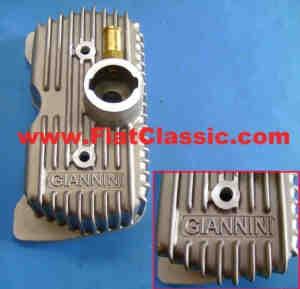 Coprivalvole GIANNINI in lega leggera Fiat 126 - Fiat 500