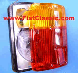 Taillight left Fiat 126 (1st and 2nd series)