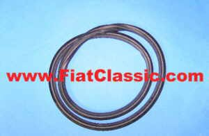 Rear window rubber Fiat 500 Giardiniera Bianchina