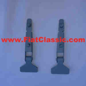 Hinge for bonnet Fiat 500 Bianchina