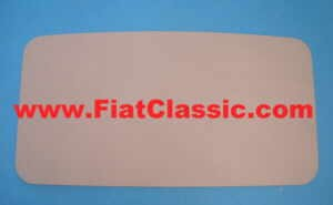 Headliner grey Fiat 500