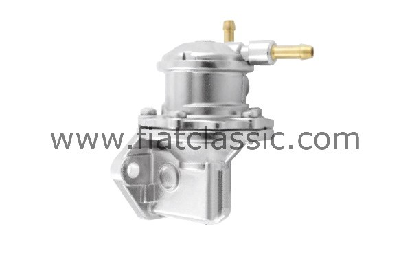 Fuel pump chrome plated Fiat 126 - Fiat 500 - Fiat 600