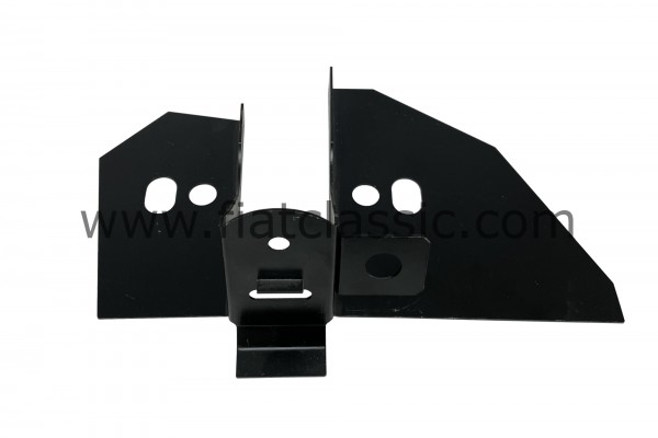 Support plate wishbone front left Fiat 500