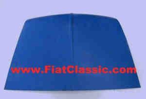 Couvercle de coffre Fiat 500 Bianchina