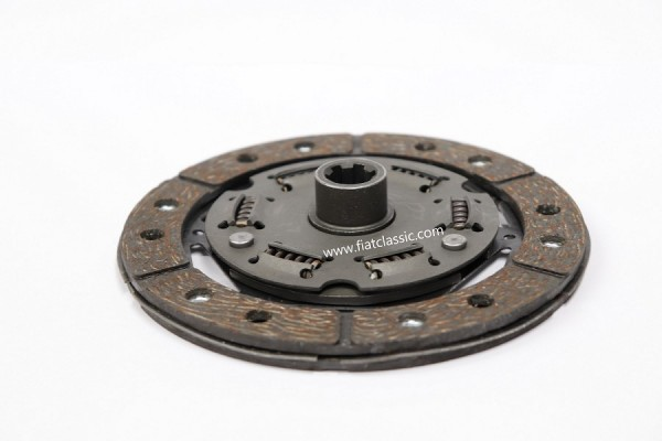 Clutch disc coarsely toothed - Fiat 600 D/ABARTH