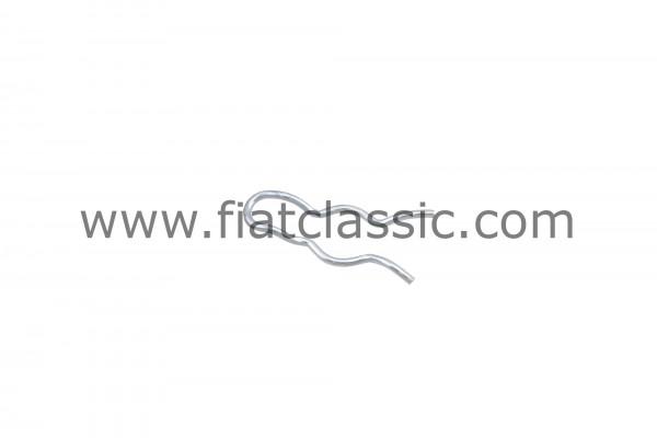 Ressort de sécurité pour réservoir de liquide de frein Fiat 500 - Fiat 600