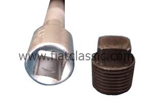 Werkzeug für Öleinfüllschraube Fiat 126 - Fiat 500 - Fiat 600