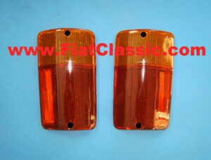 Tail glasses (pair) Fiat 126 (BIS)