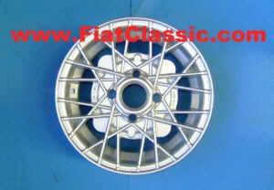 Jante aluminium 4,5x12 4/98 Fiat 500 - Fiat 126 (2ème série) - Fiat 600