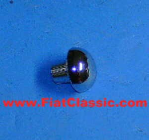 Gear knob chrome Fiat 126 - Fiat 500 - Fiat 600
