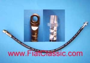Tubo flessibile freno anteriore 445 mm Fiat 600 Multipla 600 Multipla