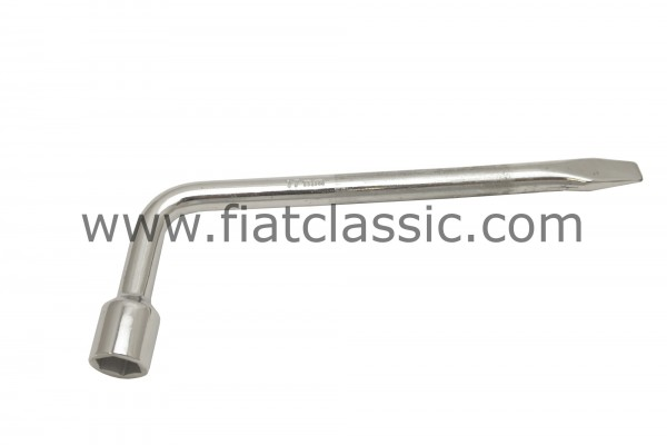 clé pour boulon de roue 17mm