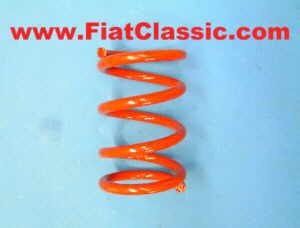 Rear coil spring 208 mm Fiat 600