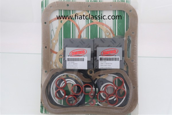 Motorpakkingsset 600 ccm Fiat 126 - Fiat 500
