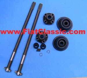 Drive shaft set 19 x 420 mm Fiat 500 N/D/Giardiniera