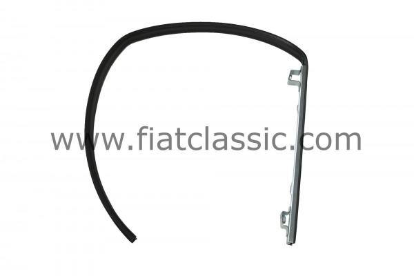 Guide-fenêtre pour porte droite Fiat 126 - Fiat 500