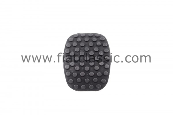 Pedal rubber clutch / brake top quality Fiat 126 - Fiat 500