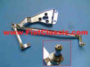 Ruitenwissermechanisme compleet met Fiat 500 N/D/Giardiniera