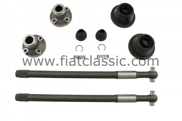Set albero motore 24mm Fiat 500 F/L/R Fiat 500 F/L/R top quality