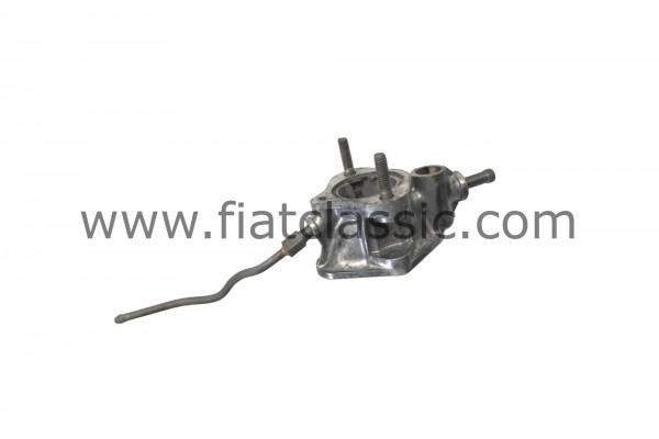 Flange for vacuum adjustment Fiat 600
